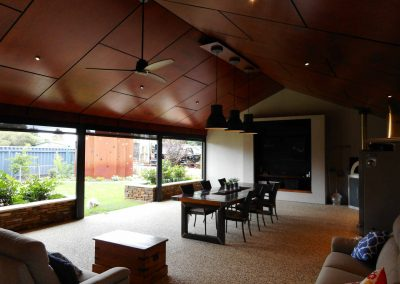 Kalamunda – Outdoor entertainment Area Refurbishment